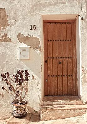 Puerta en Blanca. Murcia.
