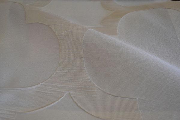 артикул Alicante 16; портьерная ткань; тип ткани - жатая тафта; высота  - 290 см; состав: 100% полиэстер
