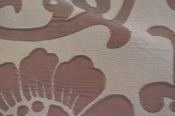 артикул Alicante 36; портьерная ткань; тип ткани - жатая тафта; высота  - 290 см; состав: 100% полиэстер