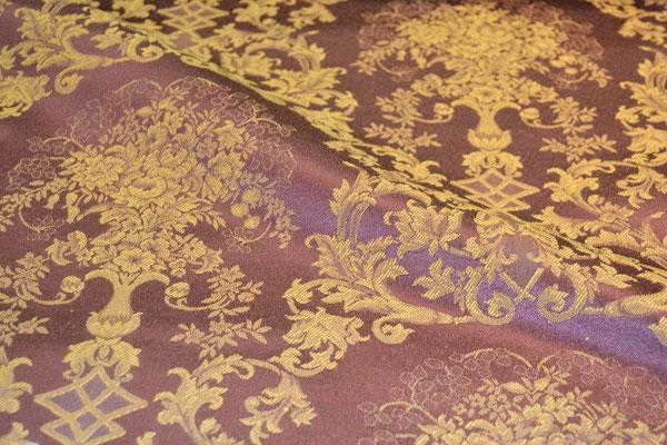 артикул Alice 31; портьерная ткань; тип ткани - жаккард; высота  - 280 см; состав: 60% хлопок, 40% полиэстер