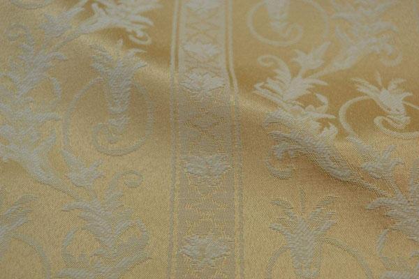 артикул Alice 15; портьерная ткань; тип ткани - жаккард; высота  - 280 см; состав: 60% хлопок, 40% полиэстер