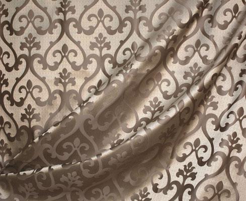 Артикул 890047620, портьерная ткань, ширина: 280 см, состав: 100% полиэстер