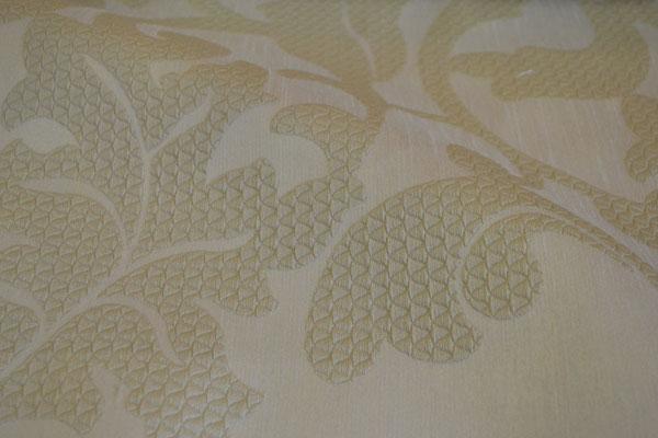 артикул Alicante 14; портьерная ткань; тип ткани - жаккард; высота  - 290 см; состав: 100% полиэстер