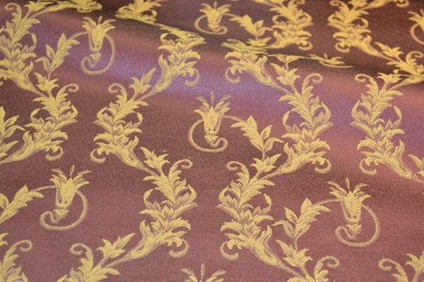 артикул Alice 32; портьерная ткань; тип ткани - жаккард; высота  - 280 см; состав: 60% хлопок, 40% полиэстер
