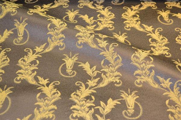 артикул Alice 50; портьерная ткань; тип ткани - жаккард; высота  - 280 см; состав: 60% хлопок, 40% полиэстер