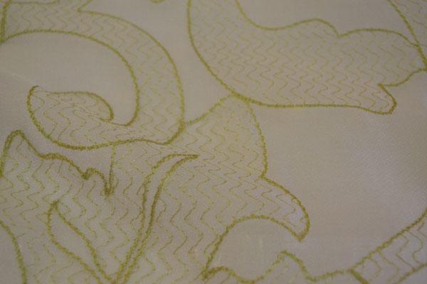 артикул Alicante 29; тип ткани - органза с вышивкой; высота тюля - 300 см с утяжелителем; состав: 100% полиэстер