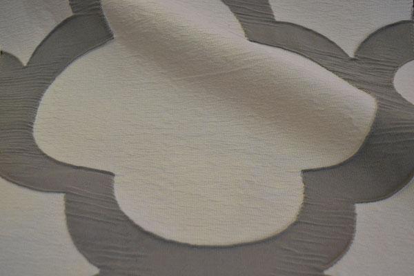 артикул Alicante 56; портьерная ткань; тип ткани - жатая тафта; высота  - 290 см; состав: 100% полиэстер