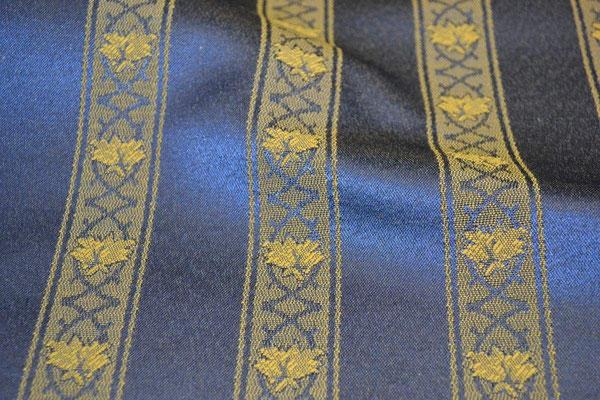 артикул Alice 40; портьерная ткань; тип ткани - жаккард; высота  - 280 см; состав: 60% хлопок, 40% полиэстер