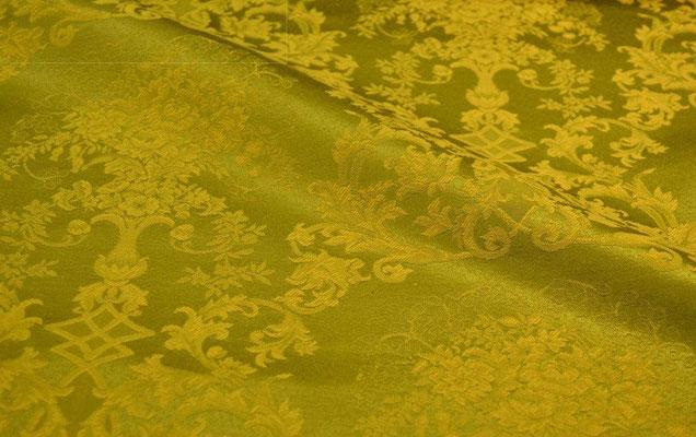 артикул Alice 43; портьерная ткань; тип ткани - жаккард; высота  - 280 см; состав: 60% хлопок, 40% полиэстер