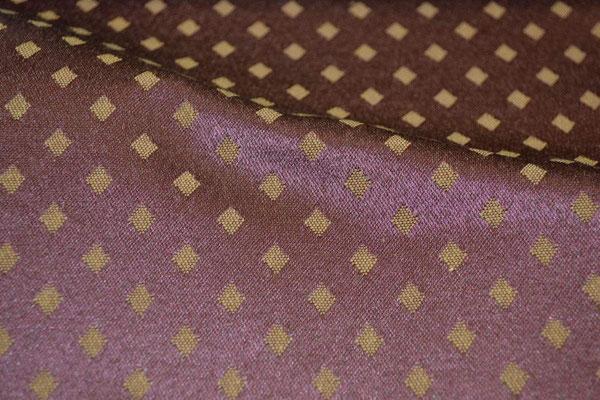 артикул Alice 35; портьерная ткань; тип ткани - жаккард; высота  - 280 см; состав: 60% хлопок, 40% полиэстер