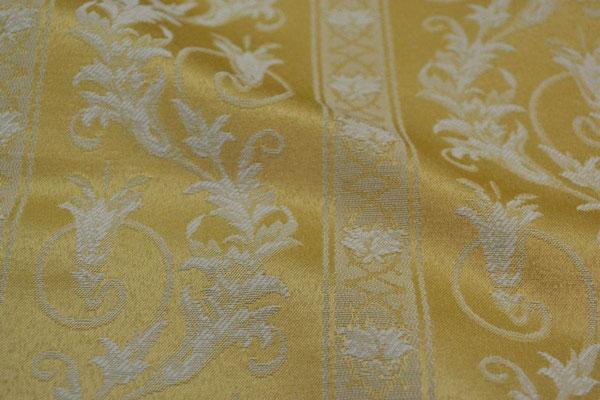 артикул Alice 21; портьерная ткань; тип ткани - жаккард; высота  - 280 см; состав: 60% хлопок, 40% полиэстер