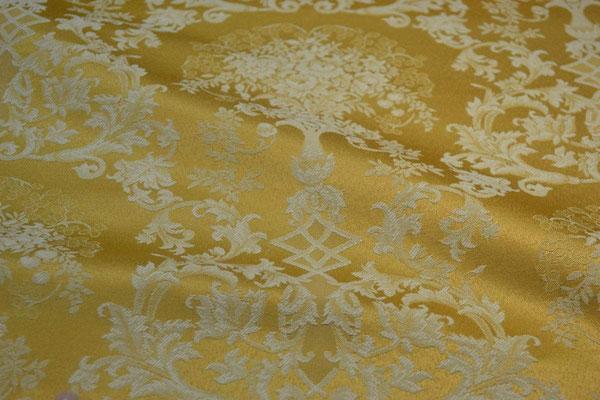 артикул Alice 19; портьерная ткань; тип ткани - жаккард; высота  - 280 см; состав: 60% хлопок, 40% полиэстер