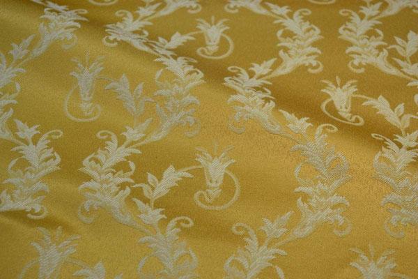 артикул Alice 20; портьерная ткань; тип ткани - жаккард; высота  - 280 см; состав: 60% хлопок, 40% полиэстер