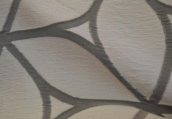 артикул Alicante 50; портьерная ткань; тип ткани - жатая тафта; высота  - 290 см; состав: 100% полиэстер