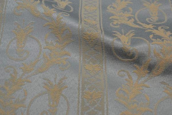 артикул Alice 03; портьерная ткань; тип ткани - жаккард; высота  - 280 см; состав: 60% хлопок, 40% полиэстер