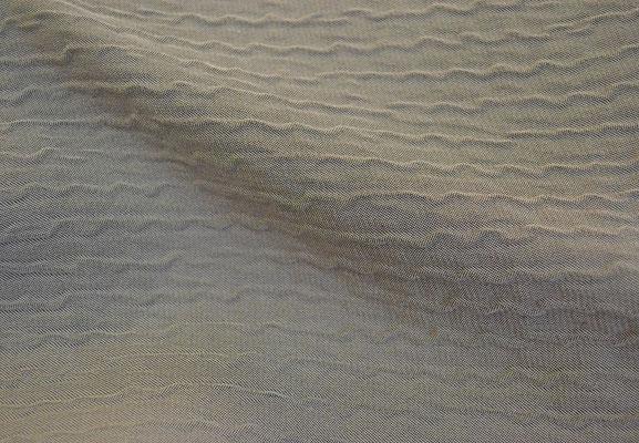 артикул Alicante 49; портьерная ткань; тип ткани - жатая тафта; высота  - 290 см; состав: 100% полиэстер