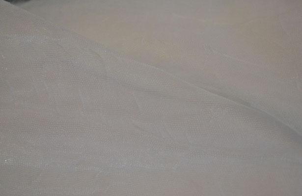 артикул Alicante 03; тип ткани - жатая сетка; высота тюля - 290 см с утяжелителем; состав: 100% полиэстер