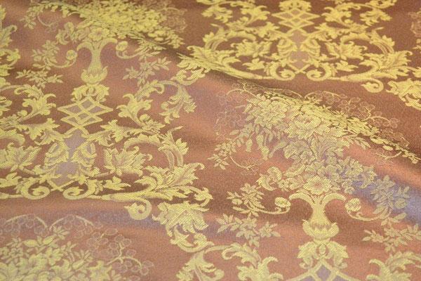 артикул Alice 25; портьерная ткань; тип ткани - жаккард; высота  - 280 см; состав: 60% хлопок, 40% полиэстер