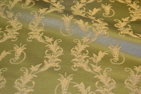 артикул Alice 44; портьерная ткань; тип ткани - жаккард; высота  - 280 см; состав: 60% хлопок, 40% полиэстер