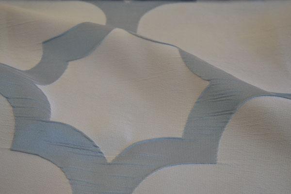 артикул Alicante 08; портьерная ткань; тип ткани - жатая тафта; высота  - 290 см; состав: 100% полиэстер