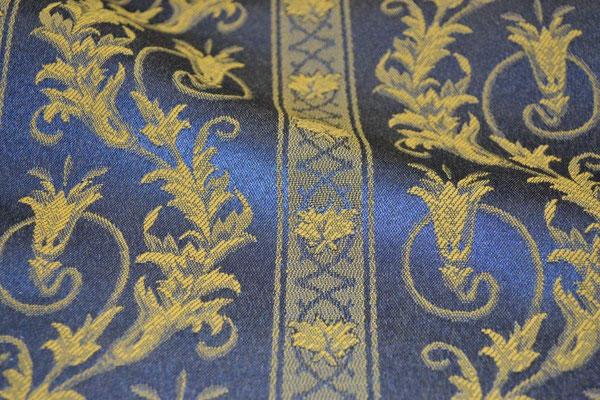 артикул Alice 39; портьерная ткань; тип ткани - жаккард; высота  - 280 см; состав: 60% хлопок, 40% полиэстер