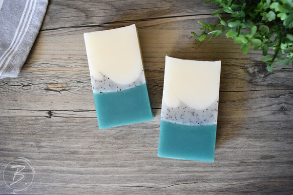 B.nature I Handmade Summer Soap with Aloe