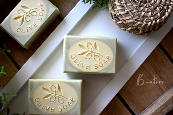 B.nature I Handmade Olive Oil Soap