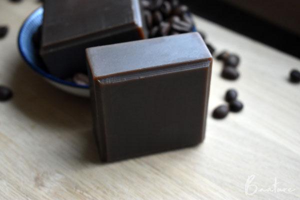 B.nature I Haarseife mit Bio-Arabica Kaffee