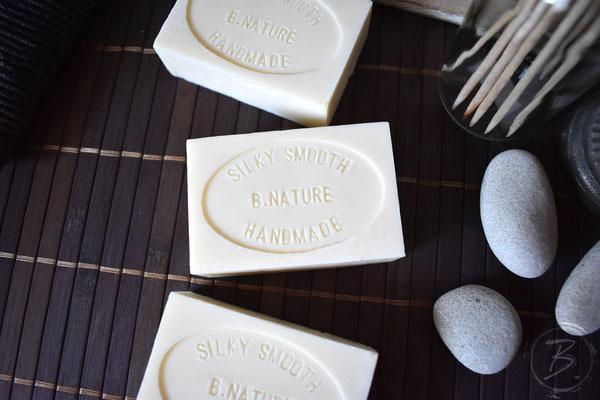 B.nature I Handmade Soap B.silky smooth