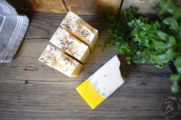 B.nature I Handmade Summer Soap