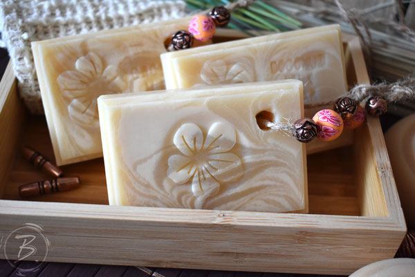 B.nature I Handmade Coconut Milk Soap