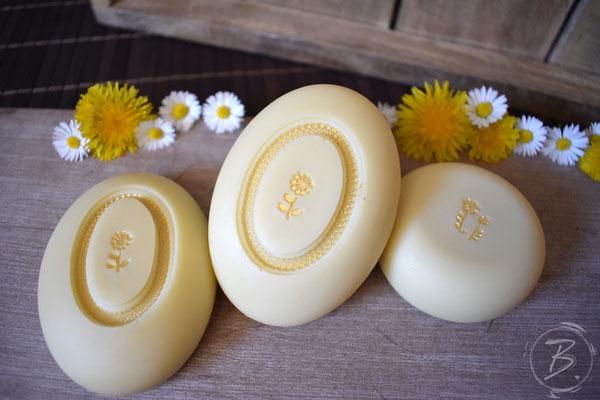 B.nature I Handmade Soap Daisy & Dandelion