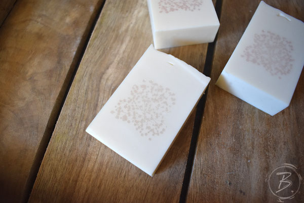 B.nature I Handmade Soap Sheabutter Soap