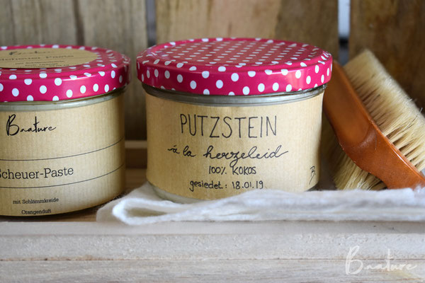 B.nature I Scheuer-Paste