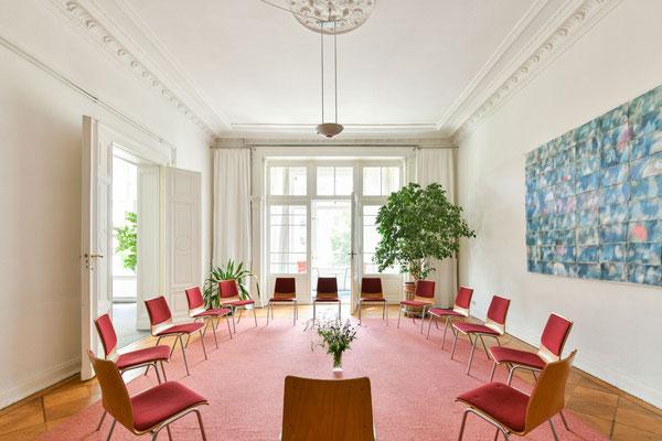 Seminarraum mit Wintergarten