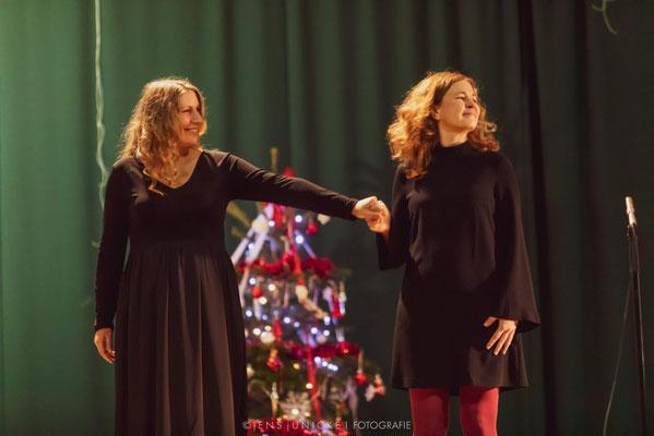Weihnachtskonzert mit Ulrike Bolduan, Mezzo - Sopran  -  Foto jENSjUNICKE