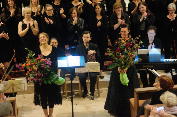 Pergolesi Stabat Mater mit Sybille Philippin, Mezzo - Sopran