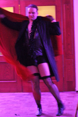 """Time Warp"" aus ""The Rocky Horror Show"""