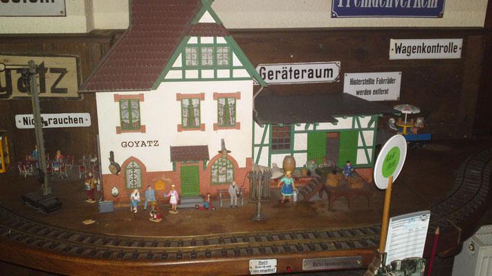 Spreewaldbahnhof Burg