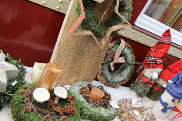 Rustikale Holzdeko | Familie Frohne