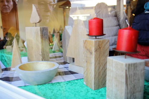 Dekoratives aus Bauholz | Maik Henke
