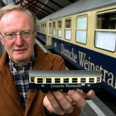 Hermann Dückinghaus im Eisenbahnhotel