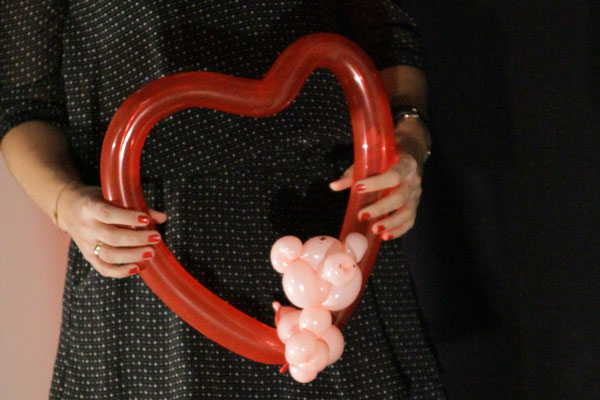 Herzchen mit Pudel