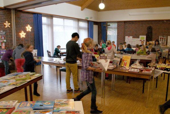 Buchausstellung 2013
