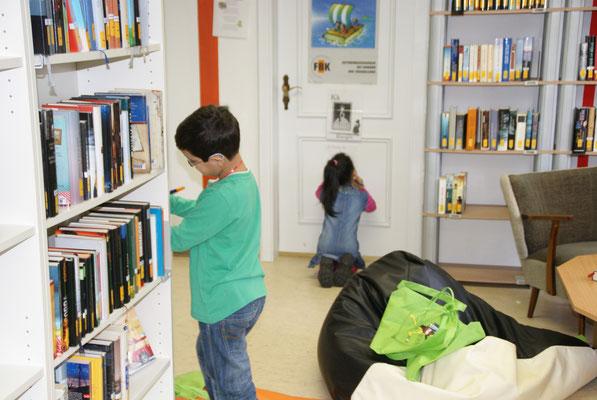 Bücherei-Führerschein Maria-Goretti-Kindergarten