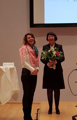 Verleihung des Ehrenpreises an Frau Prof. Dr. med. Herpertz-Dahlmann