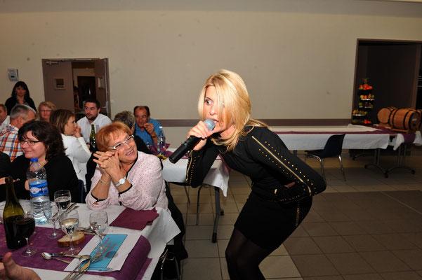 chanteuse cabaret
