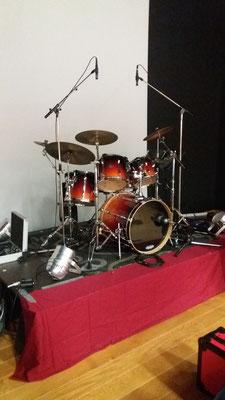 batteur, musiciens