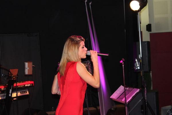 chanteuse professionnelle
