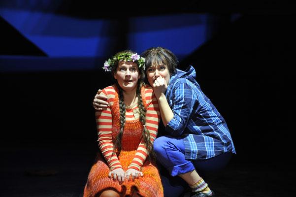 Gretel HfMt Köln mit Anna Wagner©Horst Helmut Schmeck